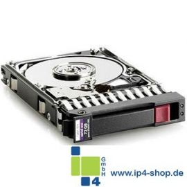 "HP 36GB 2.5"" SAS 10K SFF Single Port HDD - Refurbished"