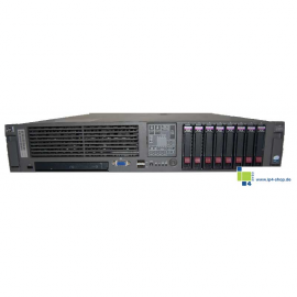 HP Proliant DL380 G5 2x Intel E5410 2,33 GHz 80W Quad Core CPU 16 GB RAM...