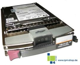 HP 146.8 GB 10K FC-AL HDD - Refurbished