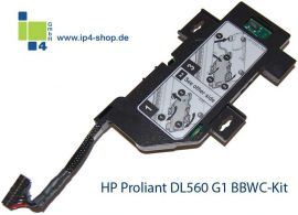 HP DL560 G1 BBWC Battery Backed Write Cache enabler SA5i Plus Kit...