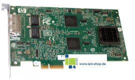 HP NC380T PCI Express Dual Port Gigabit Server PCI Express REF