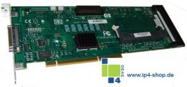 HP Smart Array 642 Raidcontroller 64 MB Cache UW320 PCI-X 133 Mhz 2CH REF